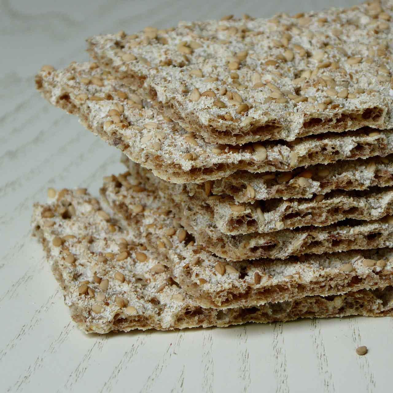 crackers farine de ble noir minoterie corouge extrudes biscottes