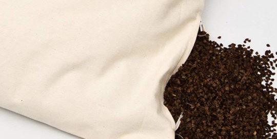 cosses de sarrasin garniture oreiller minoterie corouge en bretagne